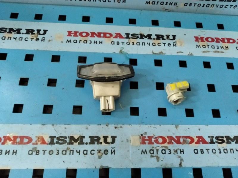 Фонарь подсветки номера Honda Civic 8 4D 2006-2010 R18A 34105-SNB-003 контрактная