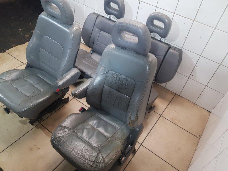 Комплект сидений Mitsubishi Pajero 2 6G74