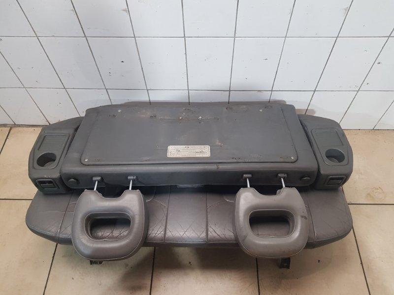 Комплект сидений Pajero 1995 2 6G74