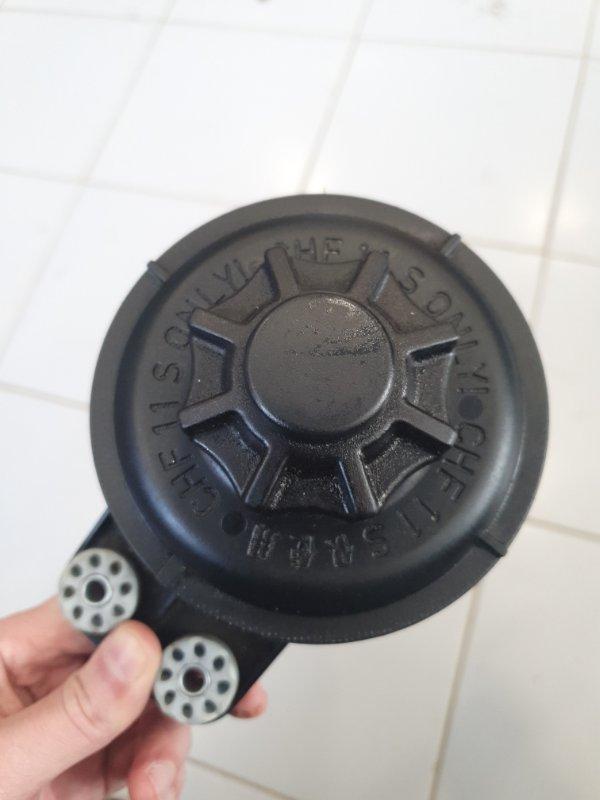 Бачок гидроусилителя X5 2009-2013 E70
