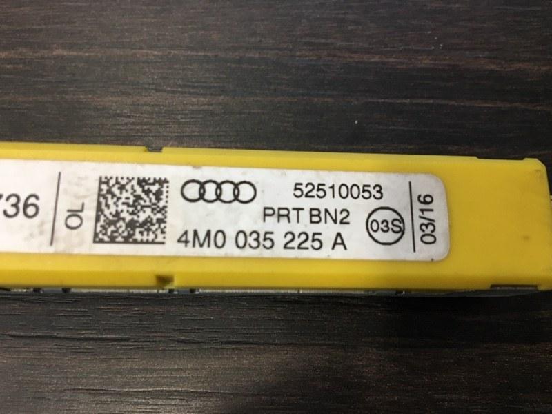 Усилитель разнесенной антенны Audi Q7 4M