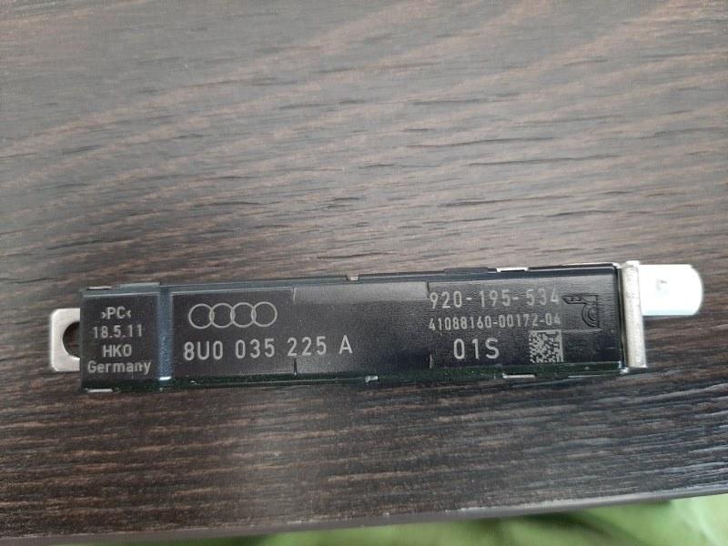 Усилитель разнесенной антенны Audi Q3 2012 - 2018 8U 8U0035225A контрактная