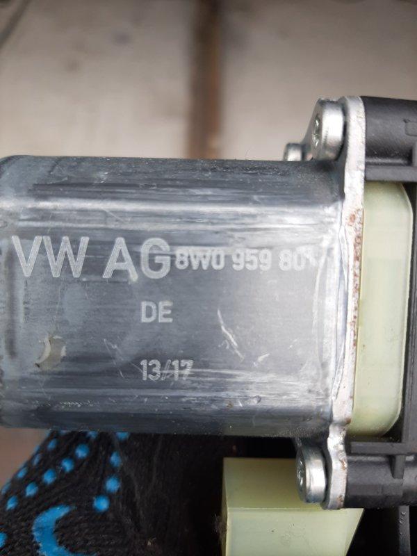 Мотор стеклоподъемника левый Audi Q7 4M 3.0 CRT
