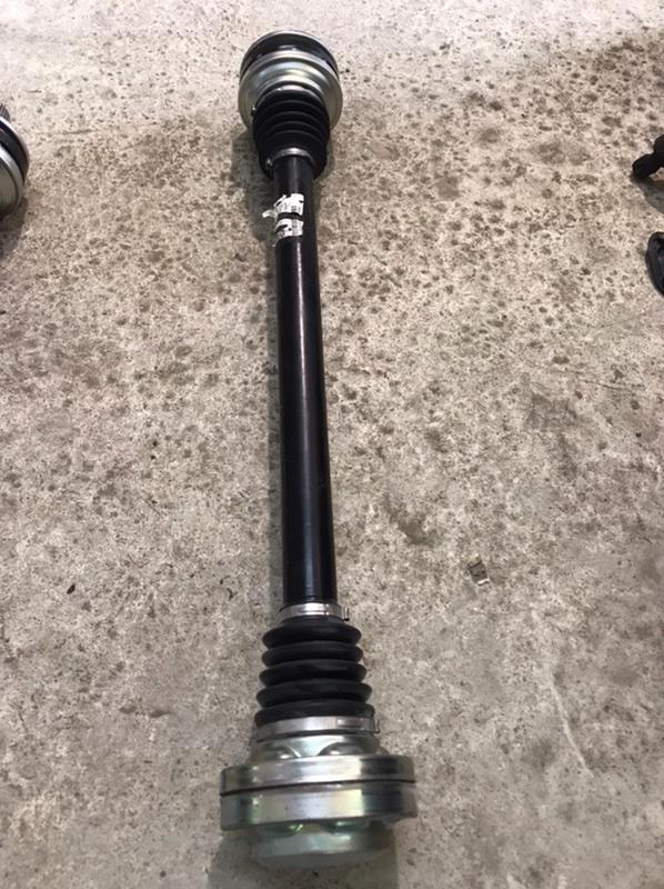 Привод задний Volkswagen Touareg CR7