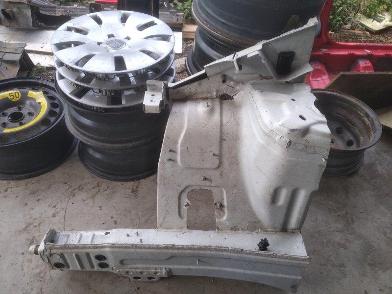 Четверть передний правый Volkswagen Crafter 2E
