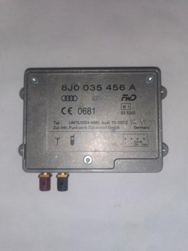 Усилитель разнесенной антенны Audi A6 2009-2011 4F 8J0035456A контрактная