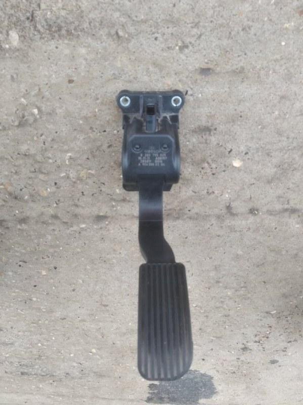 Педаль газа Volkswagen Crafter 2006- 2E 2E0721507E контрактная
