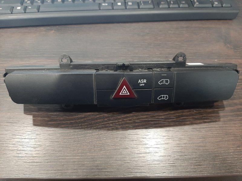 Блок кнопок Volkswagen Crafter 2006-2016 2E A9068700210 контрактная