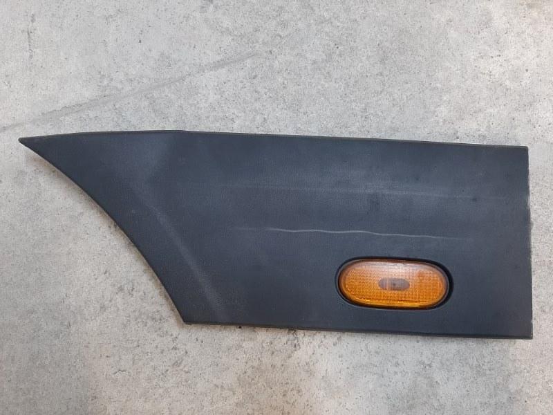 Молдинг крыла задний правый Volkswagen Crafter 2006-2016 2E A9066903462 контрактная