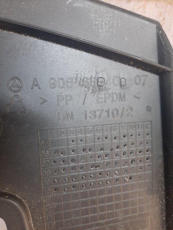 Накладка торпеды левая Volkswagen Crafter 2E
