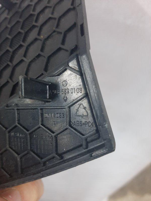 Накладка динамика Volkswagen Crafter 2E