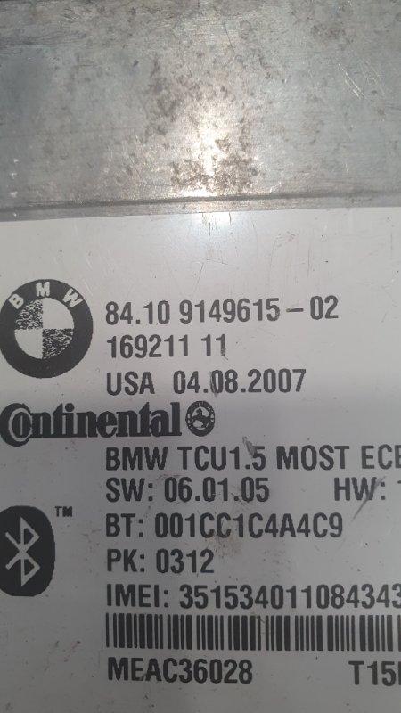 Возвратный Telematics Control Unit X5 2007-2013 E70