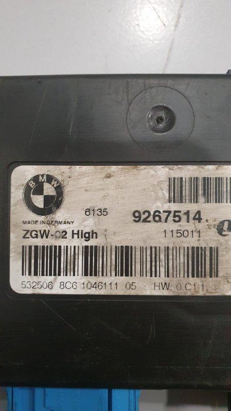 Центральный модуль межсетевого преобразования BMW 5-Series F10