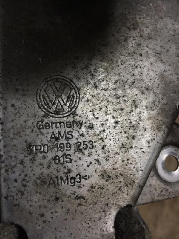 Демпфер Porsche Cayenne 958 3.0 TDI