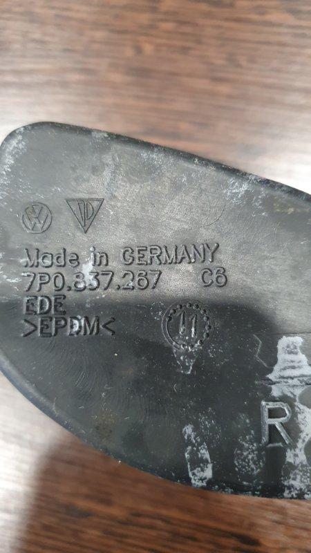 Ограничитель двери передний Cayenne 2011-2018 958 3.0 TDI
