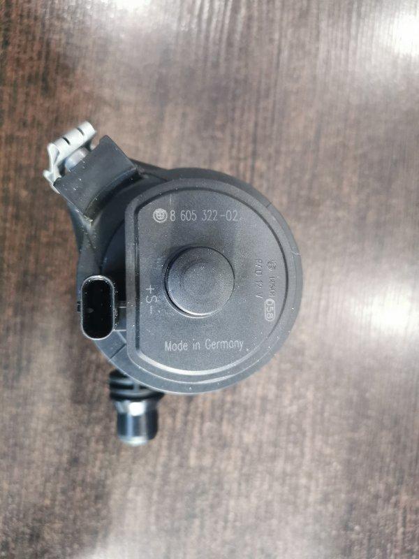 Дополнительный насос ОЖ BMW 5-Series G30