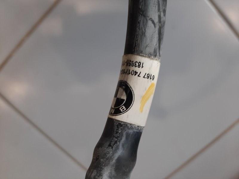 Шланг омывателя фар короткий X3 2013-2018 F25 2.0 B47D20A