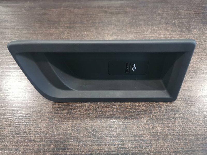 Гнездо USB/AUX BMW 3-Series 2018 F34 2.0 B48B20B 84109230248 контрактная