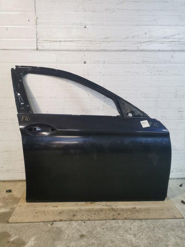 Дверь передняя правая BMW 5-Series 2009-2017 F10 41007206108 контрактная