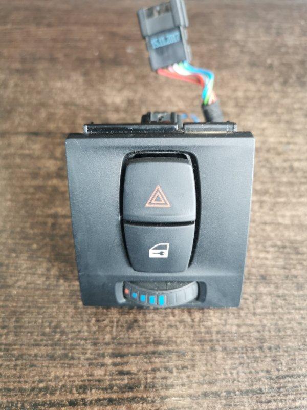 Кнопка аварийной сигнализации BMW 3-Series 2018 F34 2.0 B48B20B 61319231786 контрактная