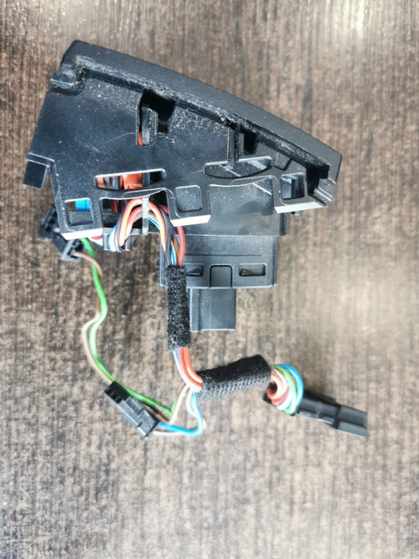 Кнопка аварийной сигнализации BMW 3-Series F34 2.0 B48B20B