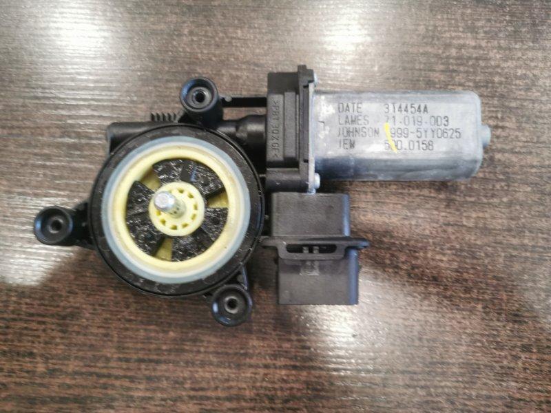 Мотор стеклоподъемника правый BMW X1 2014-2019 F48 67627354890 контрактная