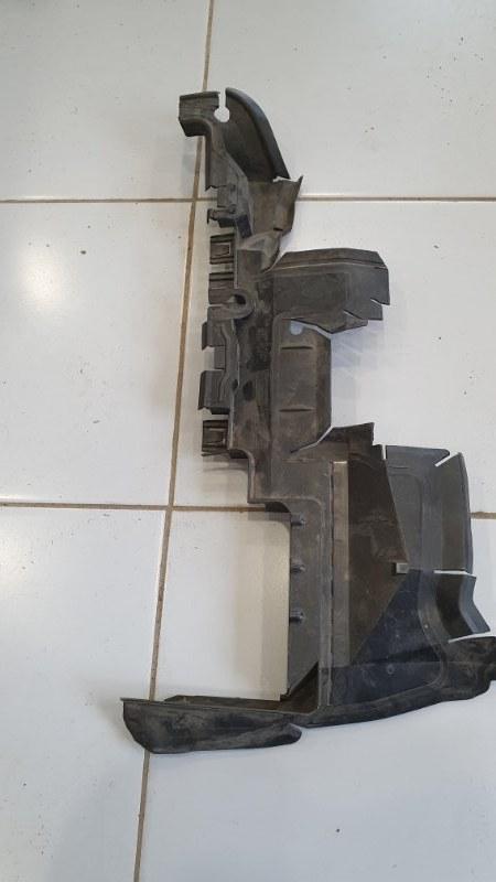 Воздуховод левый Audi A4 2008-2012 8K 8K0121283H контрактная