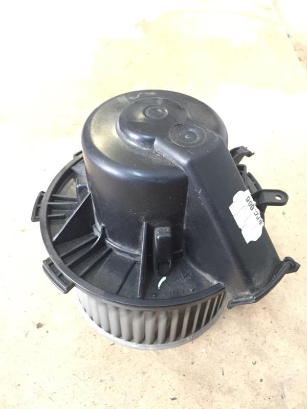 Мотор отопителя Volkswagen Crafter 2006-2016 2E 2E0819987 контрактная