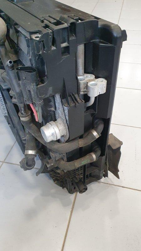 Кассета радиаторов BMW 5-Series F10
