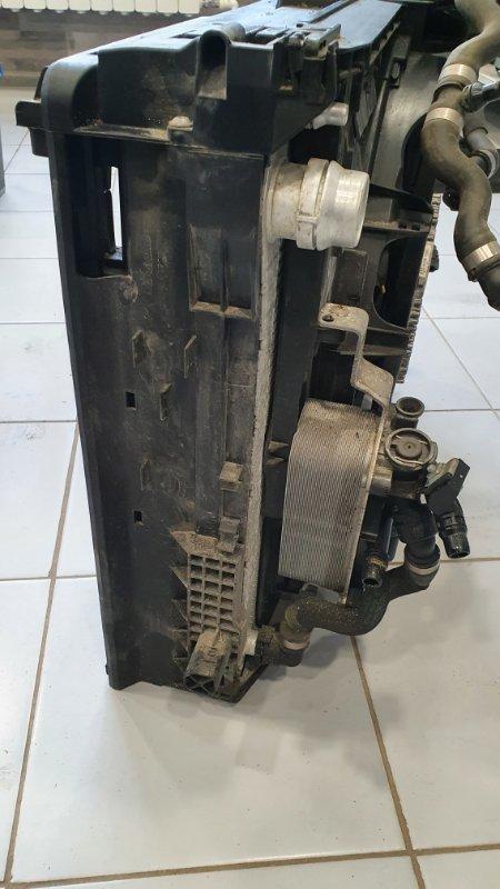 Кассета радиаторов 5-Series 2009-2016 F10