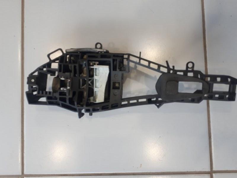 Кронштейн ручки двери задний левый BMW 3-Series 2009-2015 F30 51217242567 контрактная