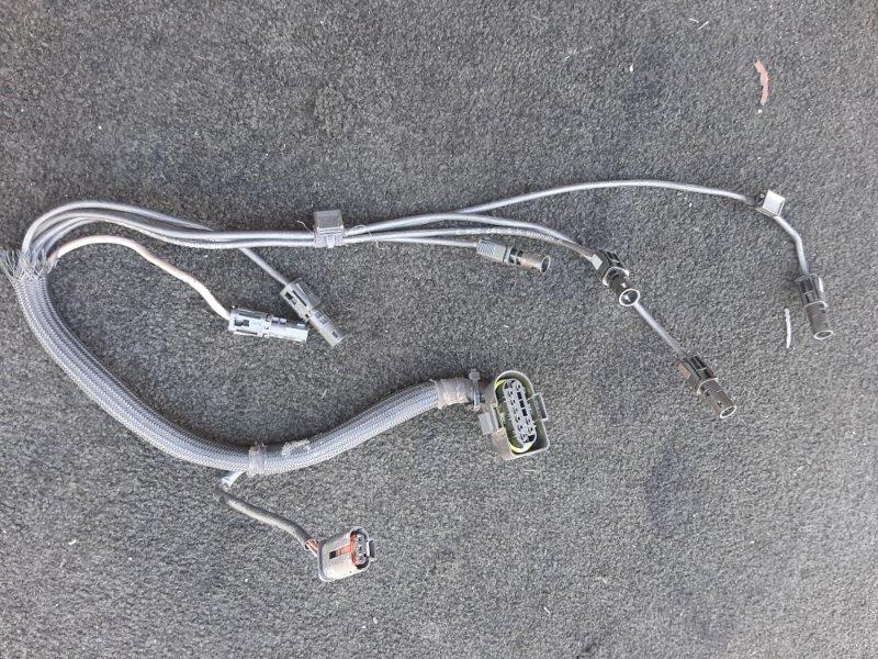 Жгут проводов предпускового подогрева BMW X1 2014-2019 F48 12518580165 контрактная