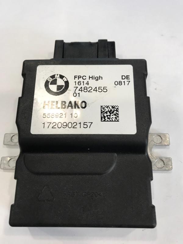 Блок управления топливным насосом 5-Series 2017 G31 3.0 B57D30A
