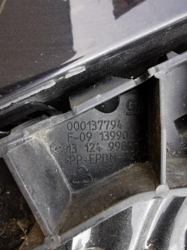 Крыло переднее правое Zafira 2005-2015 B 1.6