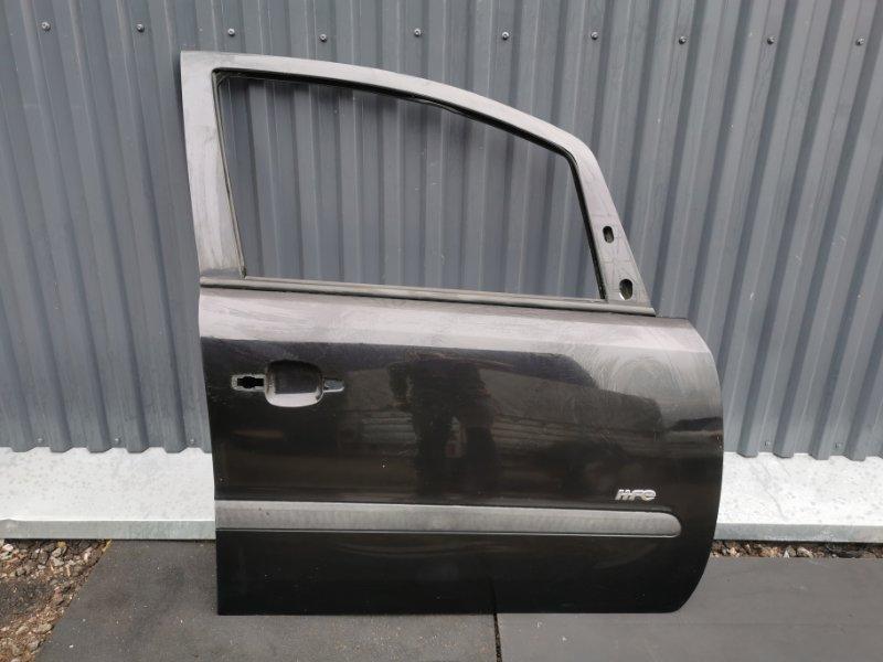 Дверь передняя правая Opel Zafira 2005-2015 B 1.6 13203014 контрактная