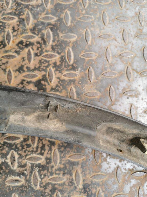 Расширитель арки задний правый Qashqai 2010 J10 2.0