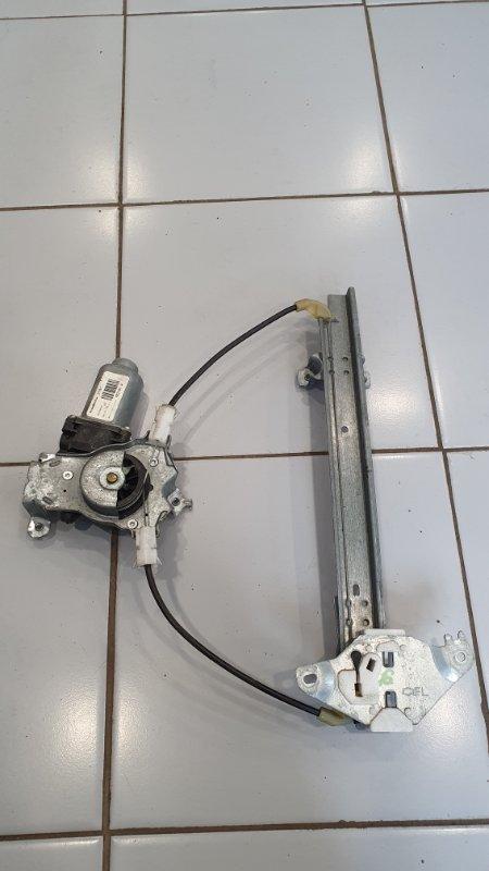 Стеклоподъемник задний левый Nissan Qashqai+2 2010 JJ10E 2.0 82701EY10A контрактная