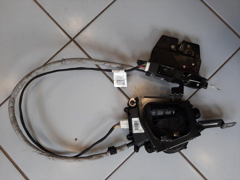 Замок крышки багажника BMW 5-Series 2009-2013 F10 3.0 N57D30A 51247269543 контрактная