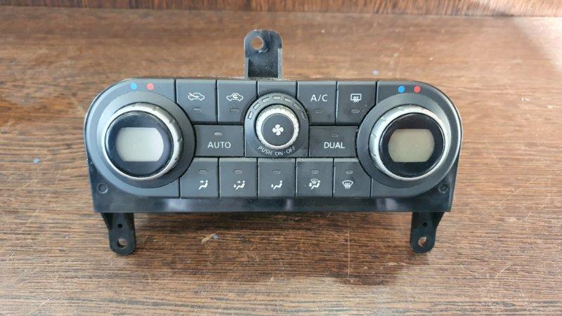 Блок климата Nissan Qashqai 2010 J10 2.0 27500JD40D контрактная