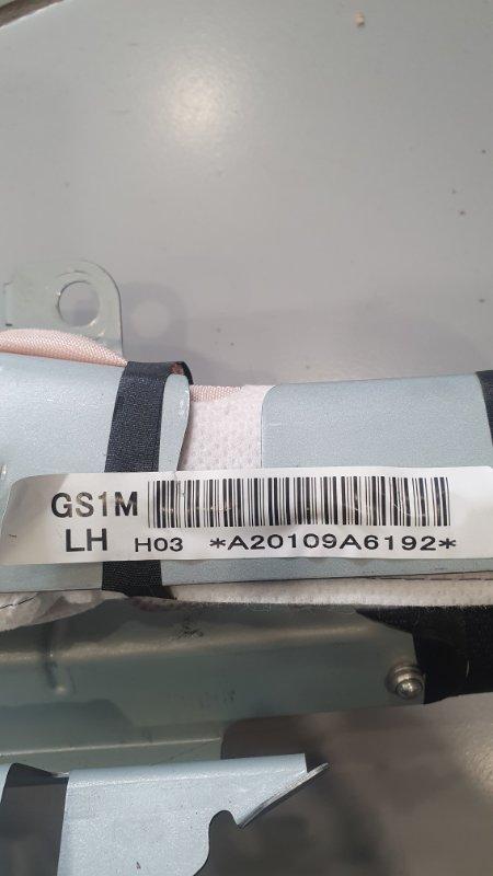 Шторка безопасности левая Mazda Mazda6 GH