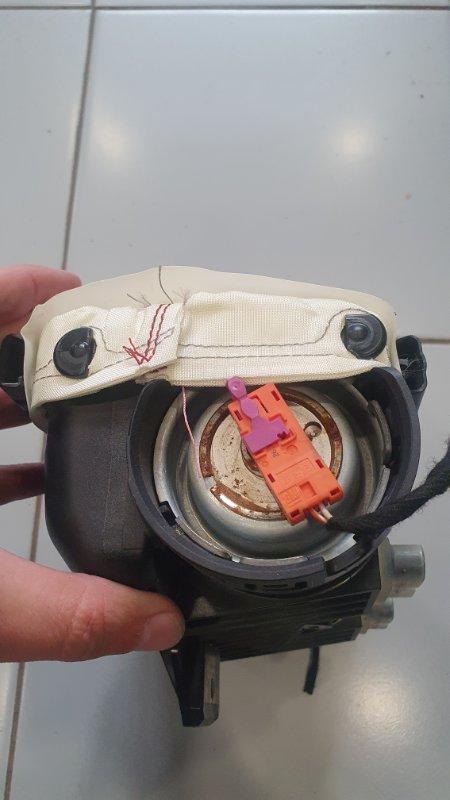 Подушка безопасности пассажира Opel Zafira B 1.6