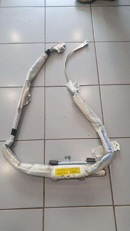 Шторка безопасности правая Opel Zafira 2005-2015 B 1.6 13231633 контрактная