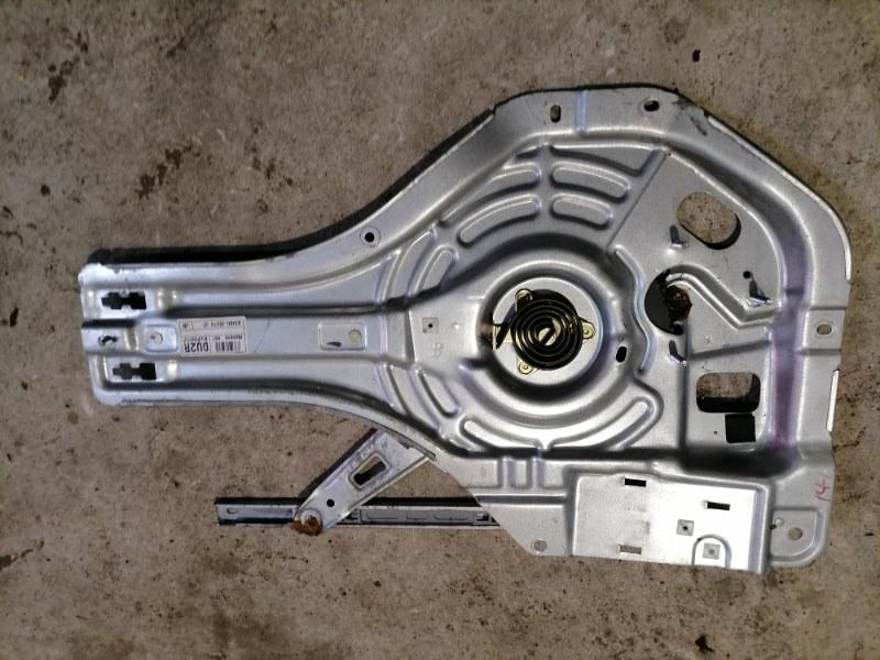 Стеклоподъемник задний правый Tucson 2010 JM 2.0