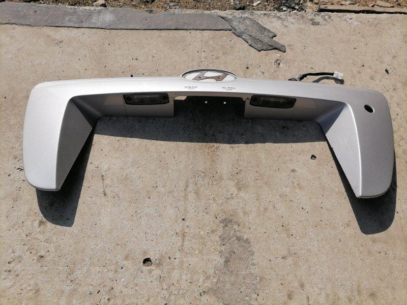 Накладка двери задняя Tucson 2010 JM 2.0
