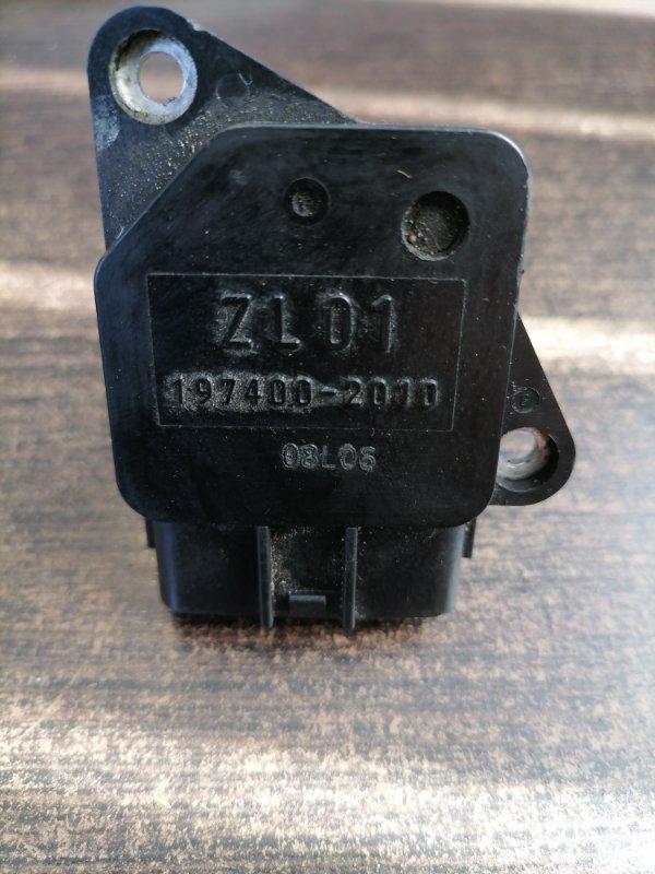Датчик массового расхода воздуха Mazda6 2010 GH