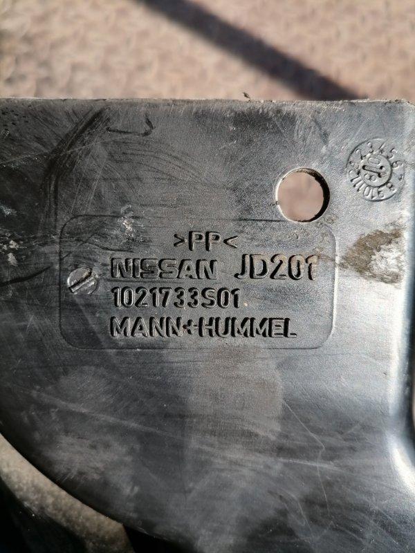 Воздухозаборник Nissan Qashqai J10 2.0