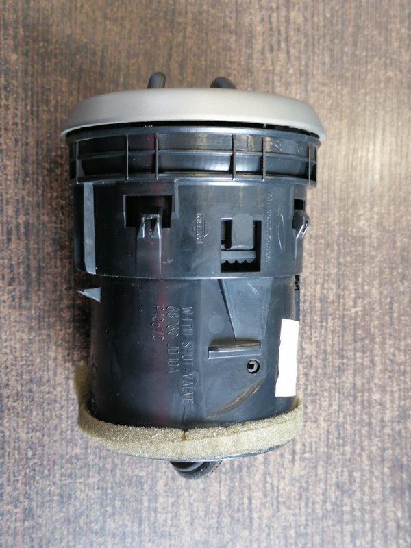 Дефлектор Nissan Qashqai J10 2.0