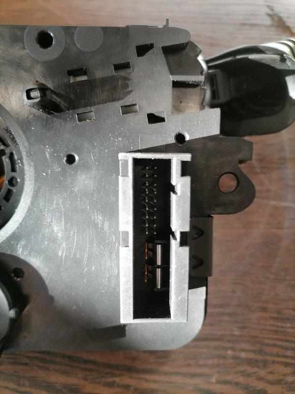 Переключатель подрулевой Opel Zafira B 1.6