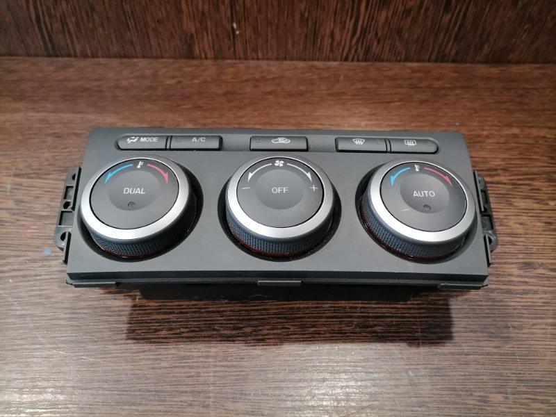 Панель управления климатом Mazda6 2010 GH