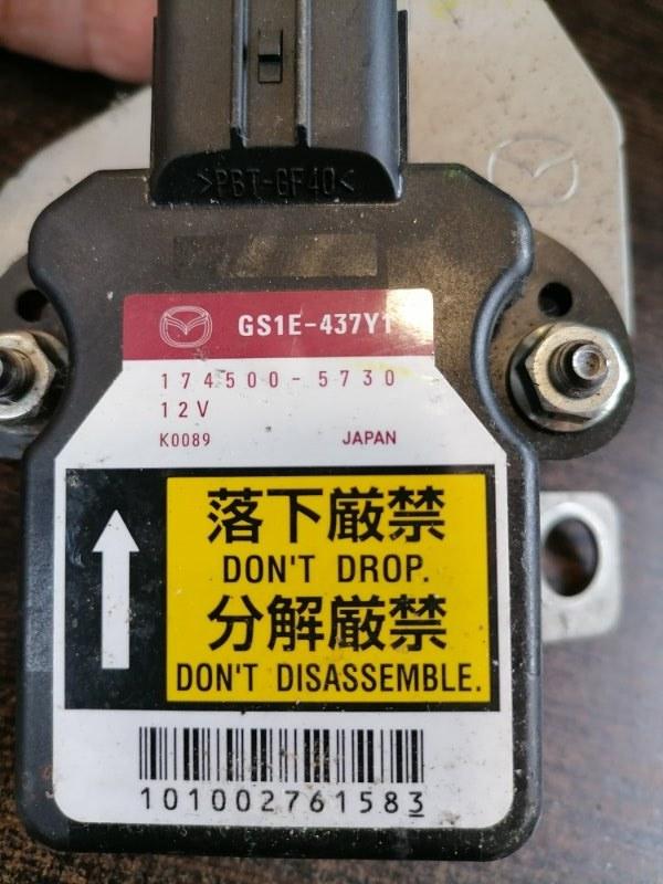 Датчик ускорения Mazda6 2010 GH